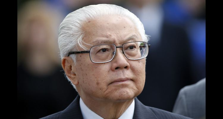Tony Tan Elected Presidency cannot be a second centre of power President