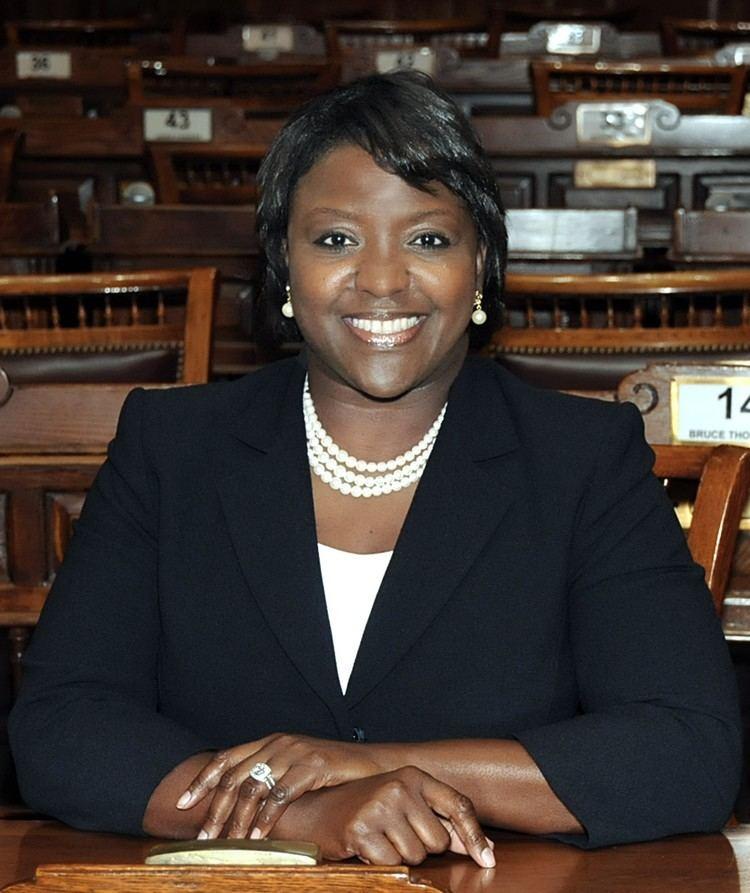 Tonya Anderson Georgia State Senator Tonya Anderson Democrat 43