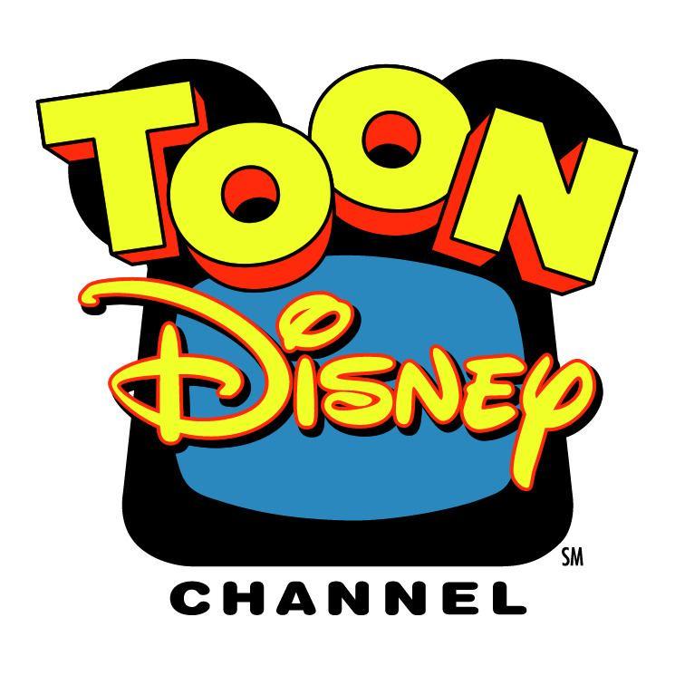 Toon Disney Toon disney channel Free Vector 4Vector