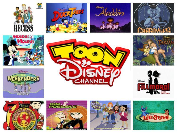 Toon Disney Toon Disney Channel Programs current by CraigS1996 on DeviantArt