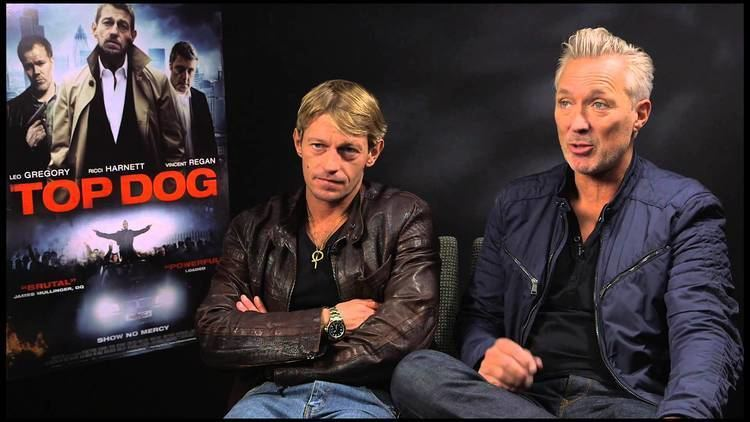 Top Dog (2014 film) Martin Kemp Leo Gregory Interview Top Dog 2014 YouTube