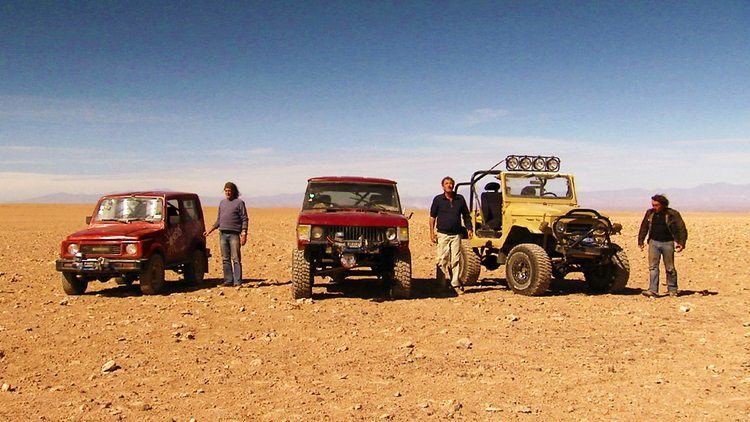 Top Gear: Bolivia Special httpsichefbbcicoukimagesic1200x675p01gmd