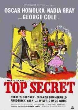 Top Secret (1952 film) Top Secret 1952 film Wikipedia