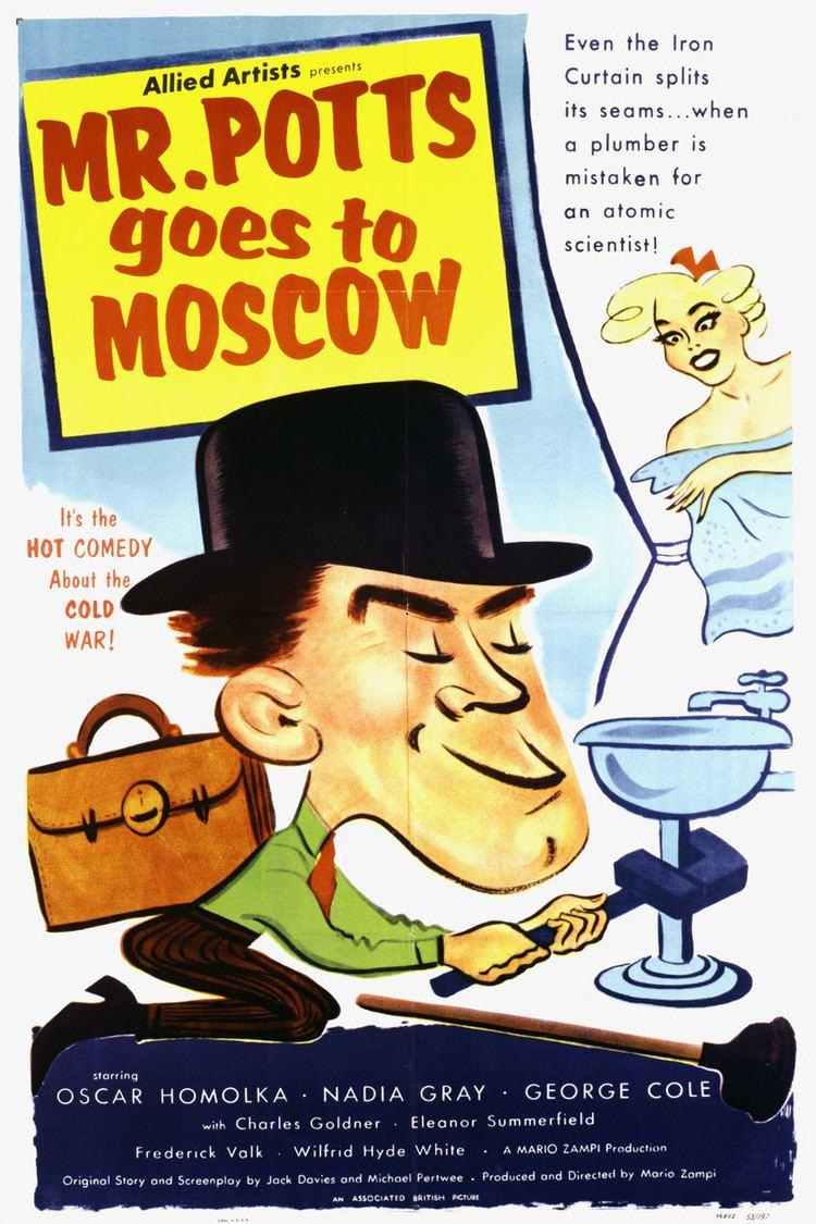 Top Secret (1952 film) wwwgstaticcomtvthumbmovieposters41255p41255