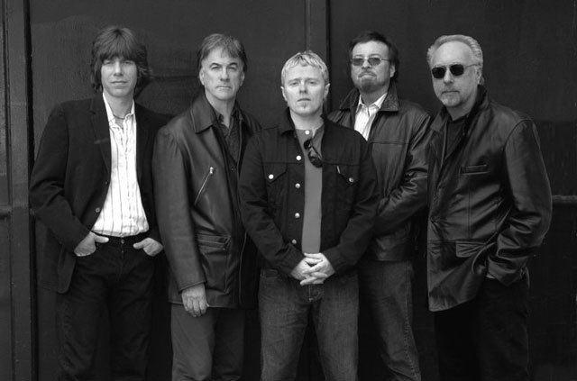 Top Topham Detroit guitarist John Idan talks about Yardbirds Top
