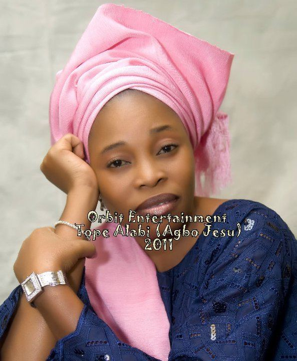 Tope Alabi Gospel Singertope Alabi Is 42 Years Old Today