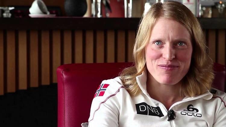 Tora Berger Biathlon News Tora Berger best biathlete Marit Bjoergen