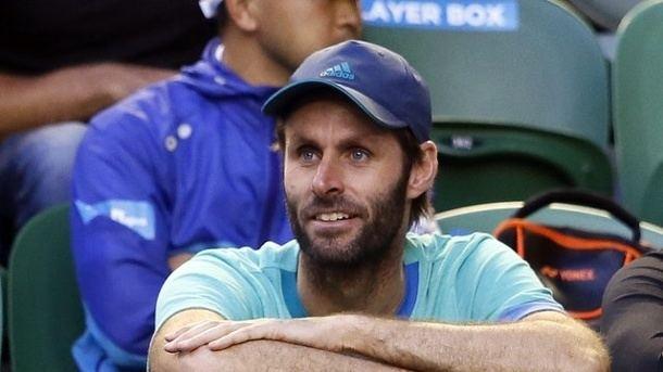 Torben Beltz Tennis Trainer Torben Beltz mit quotgutem Gefhlquot fr Kerber