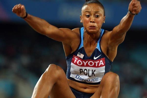 Tori Polk Athlete profile for Tori Polk iaaforg
