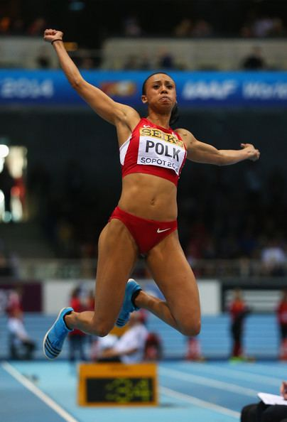 Tori Polk Tori Polk Pictures IAAF World Indoor Championships Day