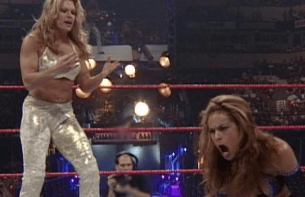 Tori (wrestler) Today in History Ivory vs Tori at SummerSlam 1999 Diva Dirt