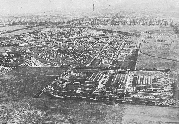 Torrance, California in the past, History of Torrance, California