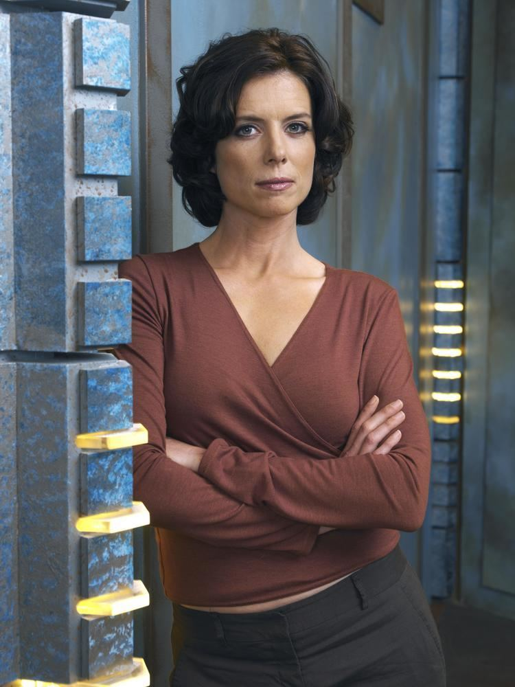Torri Higginson Photo Torri Higginson