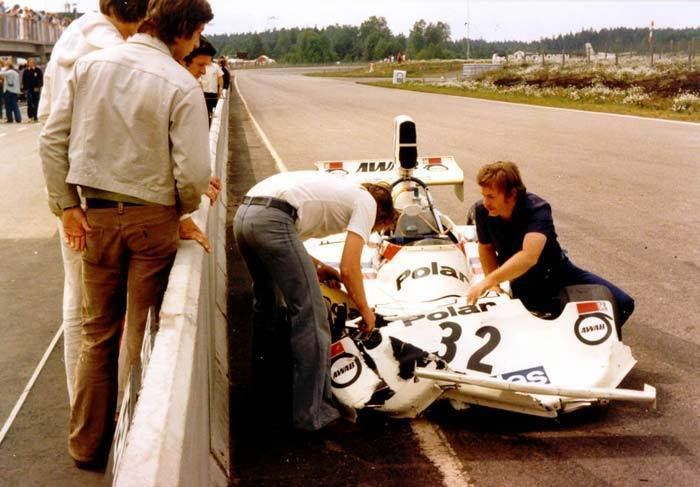 Torsten Palm Sportvagnssllskapet Ronnie Peterson