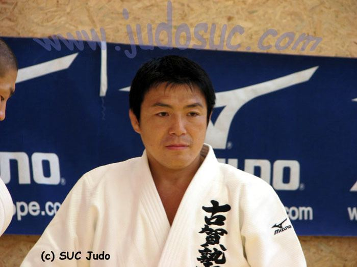 Toshihiko Koga SUC JUDO Images et photos de judo 07 Toshihiko KOGA