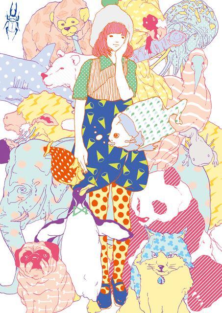 Toshihiro Mori Toshihiro Mori illustration Pinterest Illustrations Art