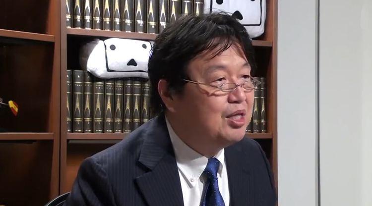 Toshio Okada El expresidente de GAINAX Toshio Okada abuchea Gundam G