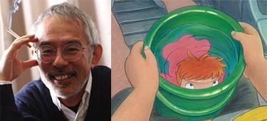 Toshio Suzuki (producer) Producer Suzuki39s Interview About Hayao Miyazaki39s Ponyo