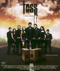 Toss (2009 film) movie poster