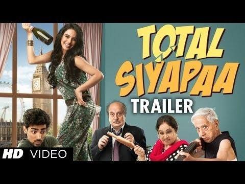 Total Siyapaa Trailer Official 2013 Ali Zafar Yaami Gautam