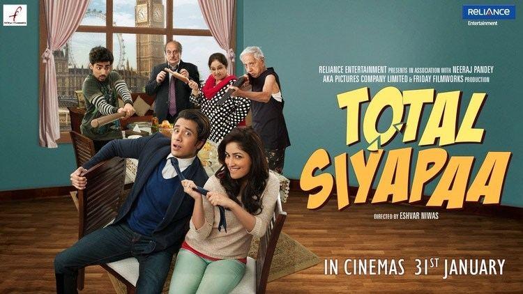 Total Siyapaa Theatrical Trailer Ali ZafarYaami Gautam YouTube