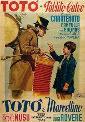 Toto and Marcellino Tot e Marcellino 1958I film di Tot al cinema