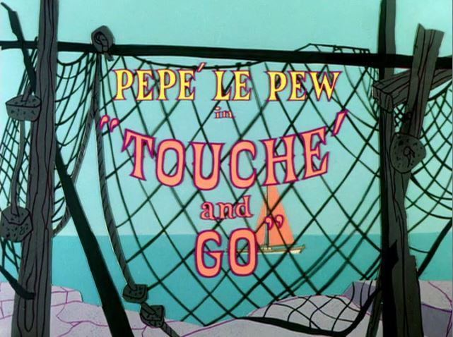 Merrie Melodies Touch and Go B99TV