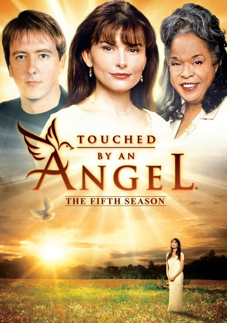 Touched by an Angel Touched by an Angel DVD Release Date