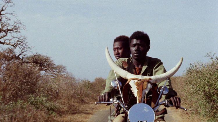 Touki Bouki Touki Bouki 1973 MUBI