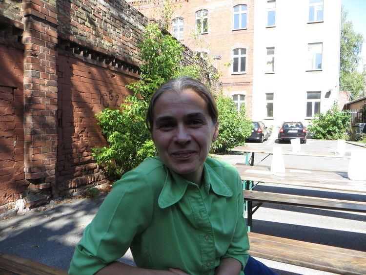 Toula Limnaios Interview with choreographer Toula Limnaios Berlin