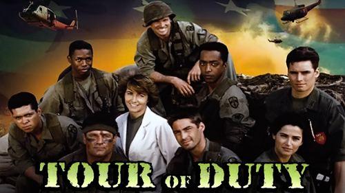 Tour of Duty (TV series) Tour of Duty TV fanart fanarttv