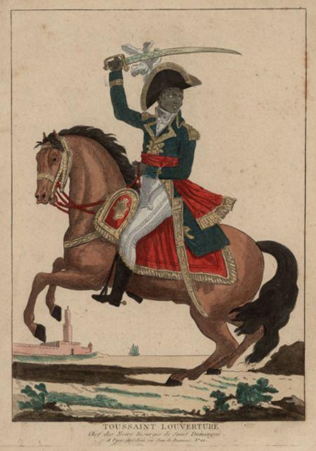 Toussaint Louverture Toussaint Louverture Wikipedia the free encyclopedia