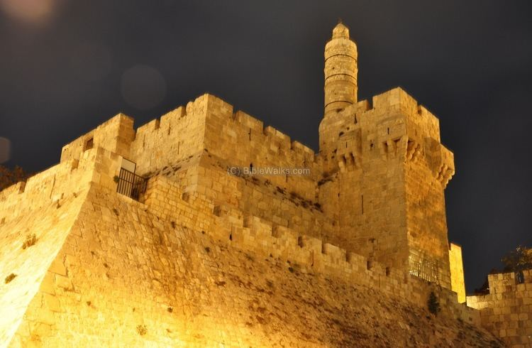 Tower of David Tower of David Jerusalem