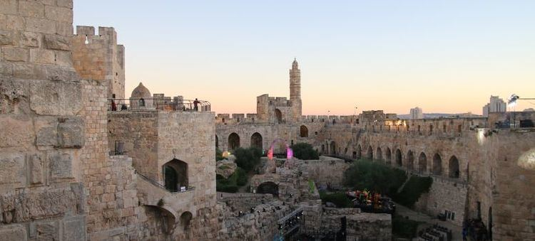 Tower of David Tower of David About The Museum