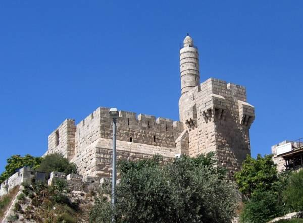 Tower of David Places To Tour in Israel Tower of David
