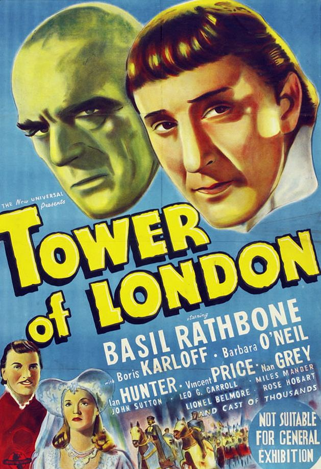 Tower of London (1939 film) Tower of London 1939