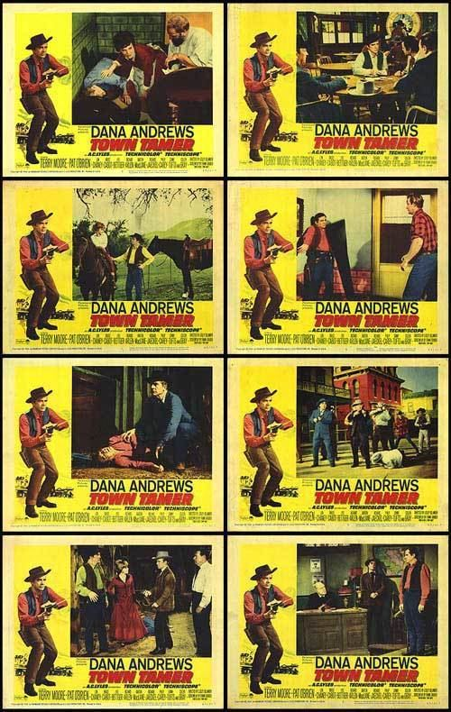 Town Tamer movie posters at movie poster warehouse moviepostercom