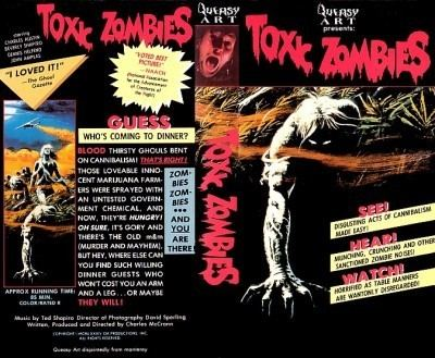 Film Review Toxic Zombies 1980 HNN