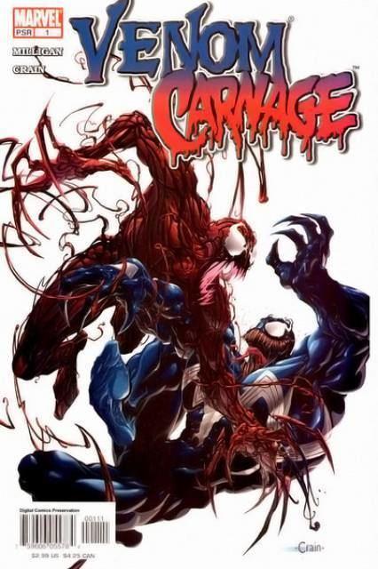 Toxin (comics) Toxin Character Comic Vine