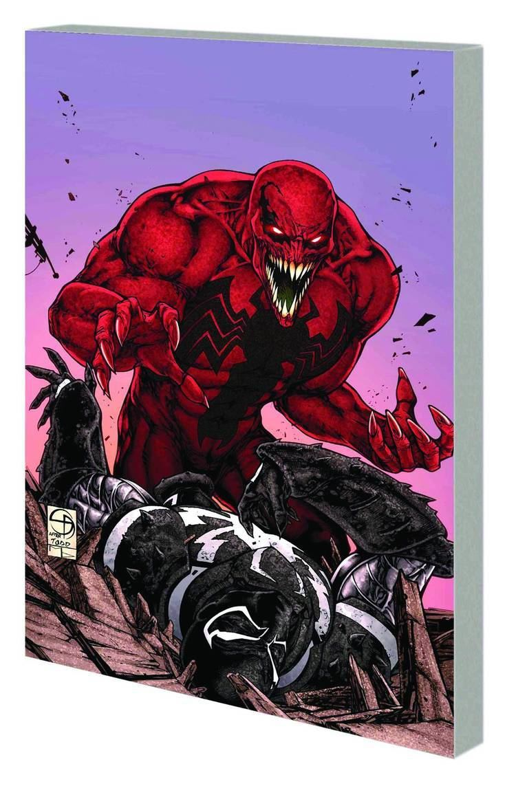 Toxin (comics) Venom Toxin with a Vengeance Fresh Comics