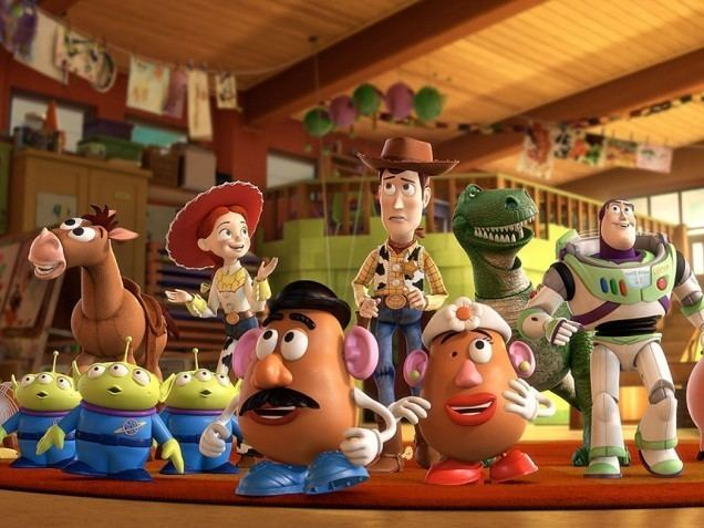 Toy Story 3 movie scenes