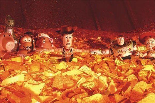 Toy Story 3 movie scenes Disney Pixar