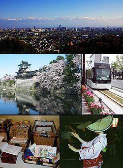 Toyama Toyama Wikipedia