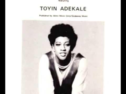 Toyin Adekale Touch A Four Leaf Sir George Posse featuring Toyin Adekale YouTube