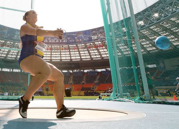 Tracey Andersson Tracey Andersson Photos IAAF World Athletics