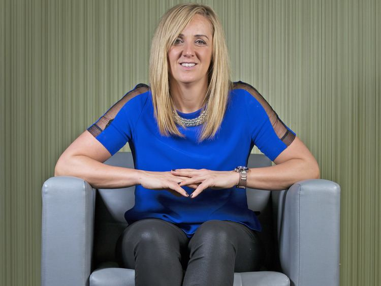Tracey Neville Tracey Neville The netball coach who is just as busy as