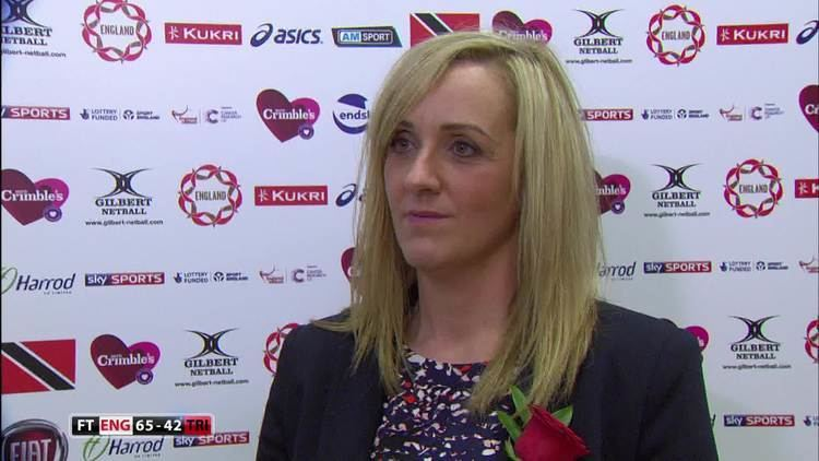 Tracey Neville England claim victory over Trinidad and Tobago in first