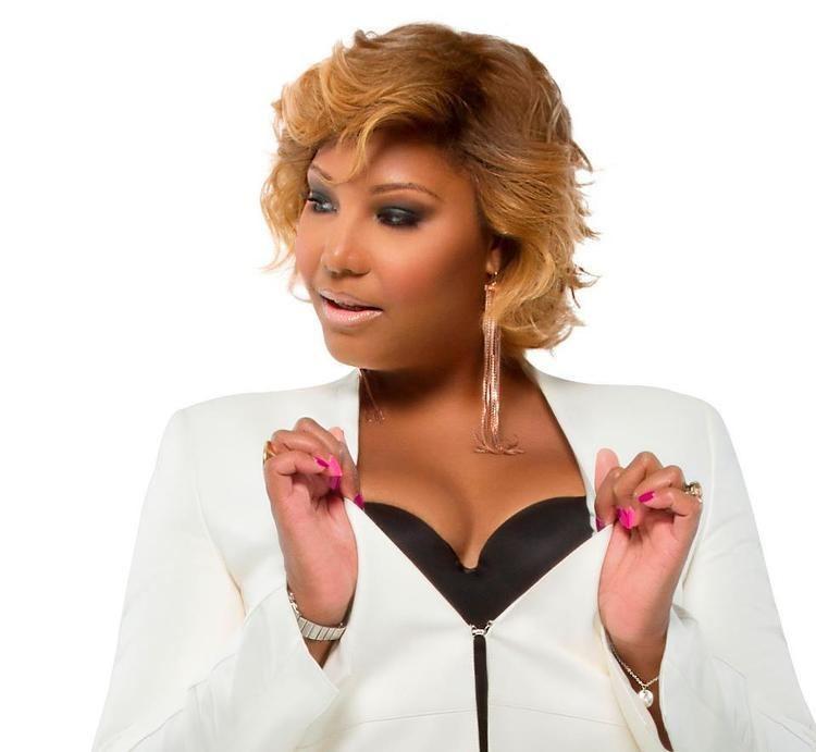 Traci Braxton Traci Braxton Talks Hair with EbonyCPrincess on Longing 4