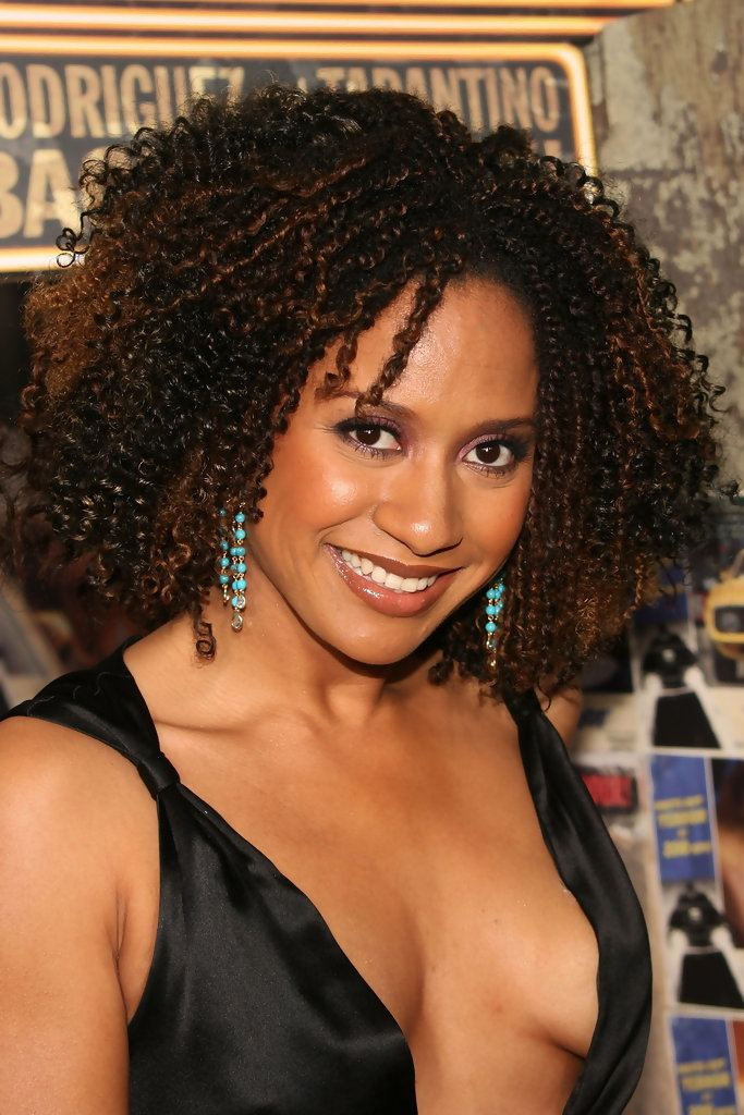 Tracie Thoms as kat miller cold case