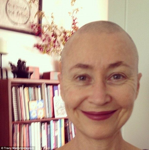 Tracy Mann Wonderland39s Tracy Mann undergoing chemotherapy following